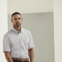 65-112-0_Mens_Oxford_Short_Sleeve_Shirt